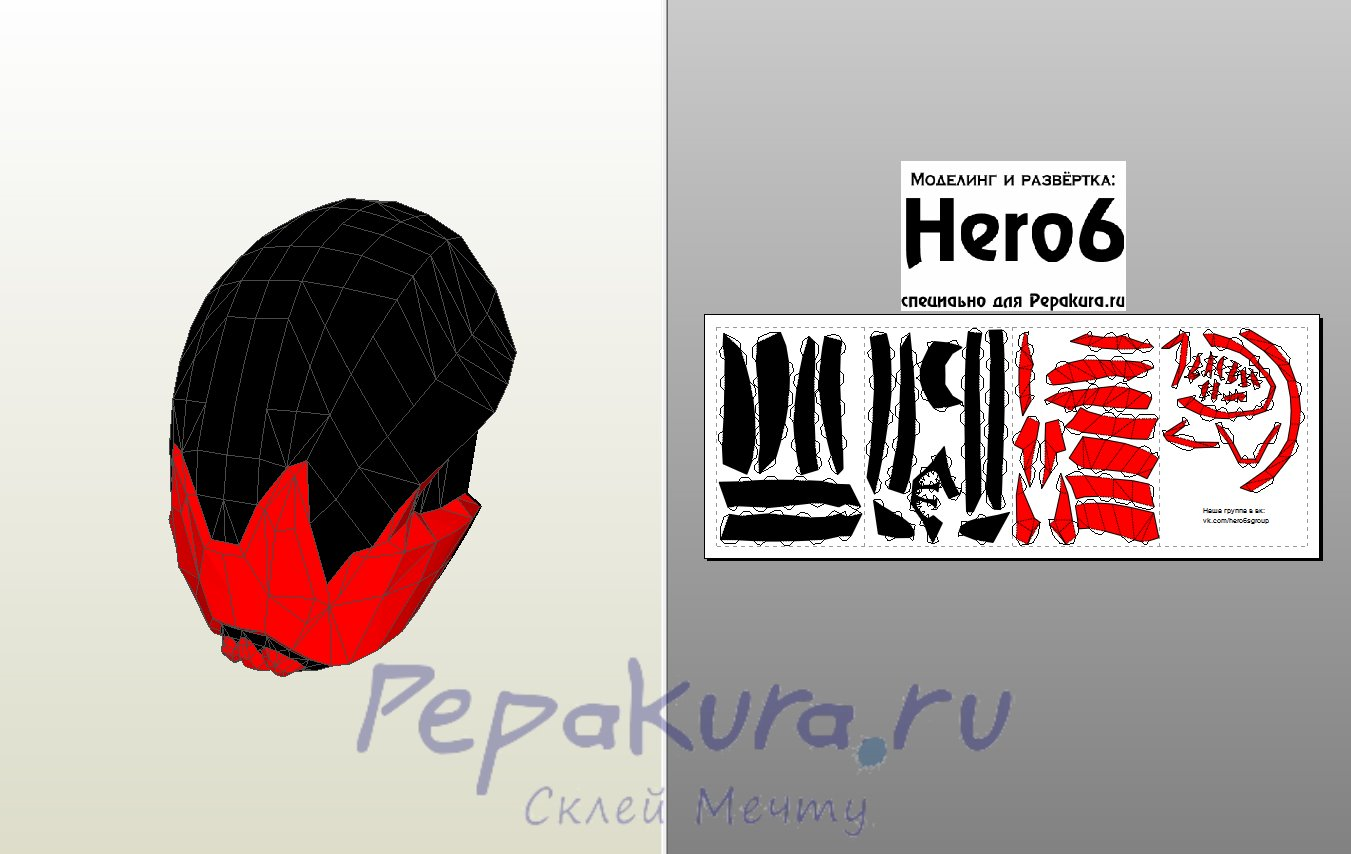 GHOK mask download pdo