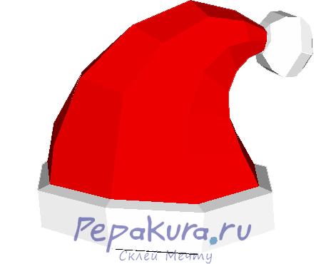Сделать новогоднюю шапку своими руками