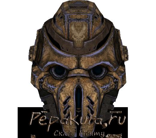 Шлем железного стража схема пдо