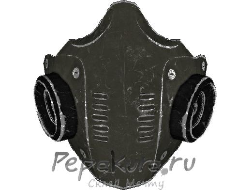 Rebel Mask Fallout 4 papercraft