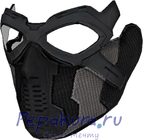 Replica Winter Soldier Mask pdo