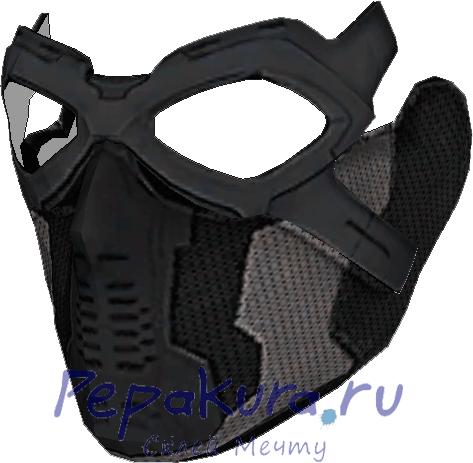 Replica Winter Soldier Mask pdo