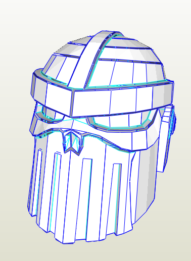 шлем капелана КД-3