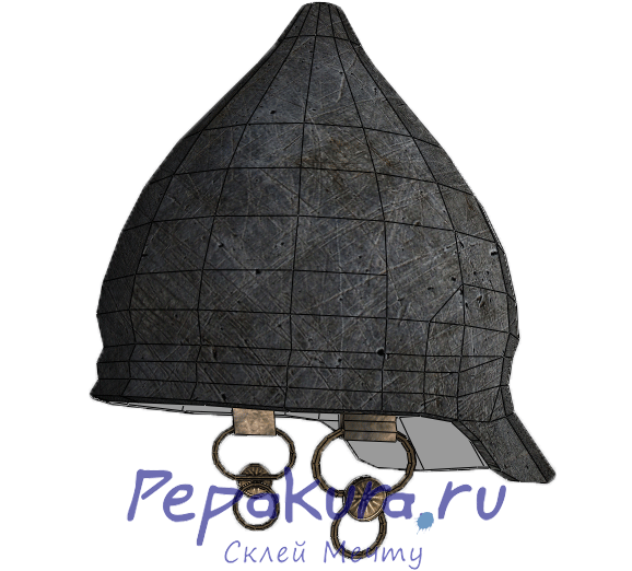 Celtic Helmet template