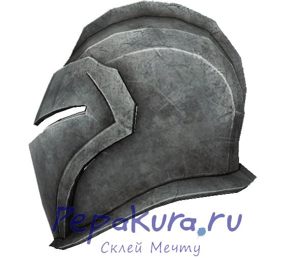 Шлем серого стража пдо схема
